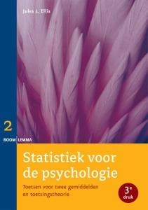 Statistiek voor de psychologie Deel 2 toetsen voor twee gemiddelden en toetsingstheorie