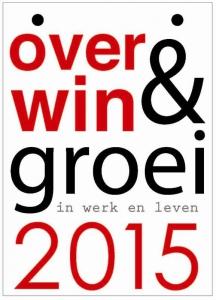Overwin en groei in werk en leven 2015