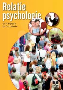 Relatiepsychologie theorieboek