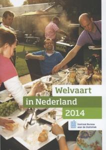 Welvaart in Nederland  2014