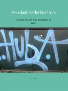 Asociaal Nederland m/v