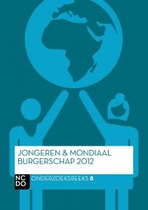 Jongeren en mondiaal burgerschap  2012