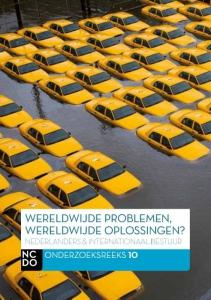 Wereldwijde problemen, wereldwijde oplossingen?