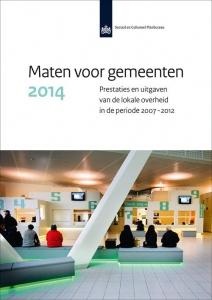 Maten voor gemeenten  2014