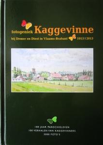 Fotogeniek Kaggevinne. Bij Demer en Diest in Vlaams-Brabant