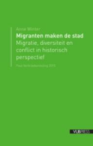 Migranten maken de stad