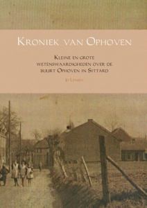 Kroniek van Ophoven