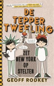 De Tepper-tweeling zet new York op stelten