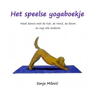 Het speelse yogaboekje