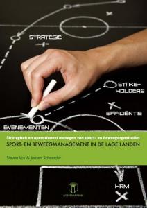 Sport- en beweegmanagement in de lage landen