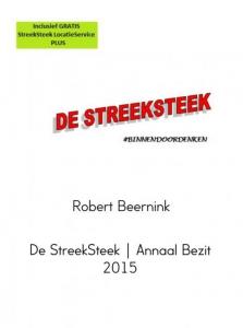 De StreekSteek | Annaal Bezit 2015