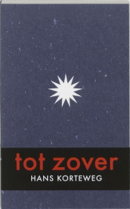 Tot zover