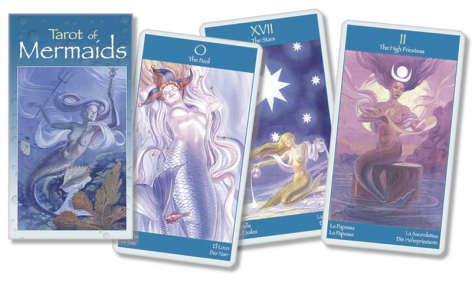 Scarabeo tarot of the mermaids
