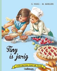 Tiny is jarig