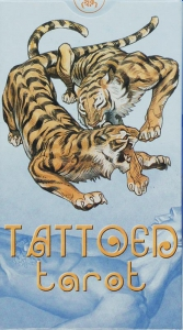 Scarabeo Tattoed Tarot