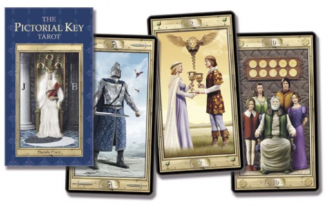 The Pictorial Key Tarot (NL)