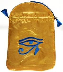 Tarot buidel satijn Horus Oog