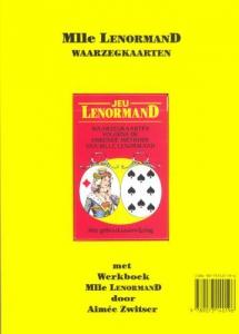 Lenormand waarzegkaarten set originele uitvoering