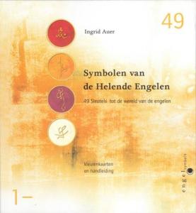 Symbolen van de helende engelen set