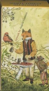 Scarabeo Tarot of the Animal Lords kaarten