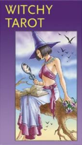 Scarabeo Tarot voor de Jonge Heks / Teen Witches Tarot