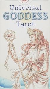 Scarabeo Universal Goddess Tarot Nederlandse editie