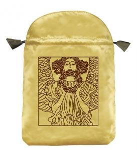 Tarot buidel satijn Klimt