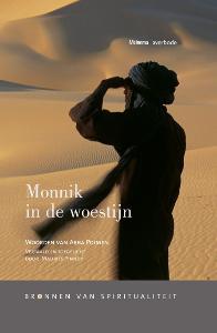 Monnik in de woestijn