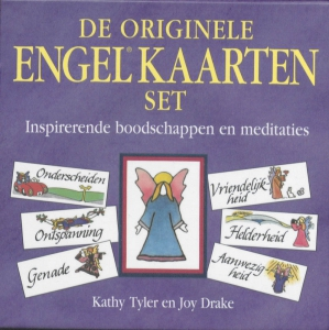 De originele Engelkaarten set ( Angel Cards )