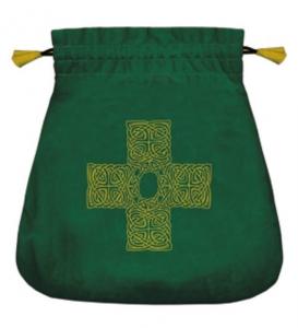 Tarot buidel Keltisch Kruis (fluweel)