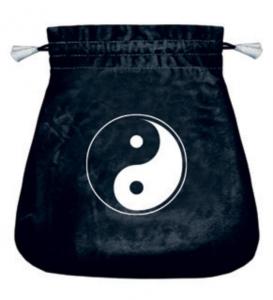 Tarot buidel Yin Yang (fluweel)