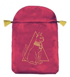 Tarot buidel Egyptische Kat (satijn)