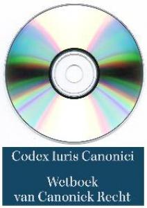 Wetboek van Canoniek Recht cd-rom