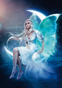 Note Book White Fairy/Toverfee