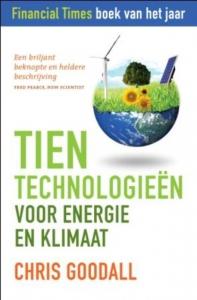Tien Technologieën voor energie en klimaat