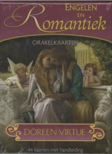 Engelen en romantiek orakelkaarten
