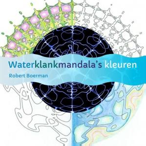 Waterklankmandala's kleuren