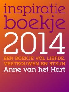 Inspiratieboekje  2014