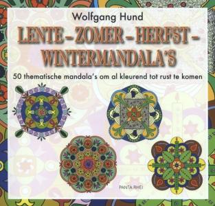 Lente; Zomer; Herfst; Wintermandala's