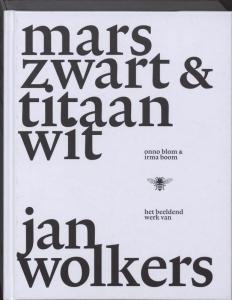 Marszwart en titaanwit