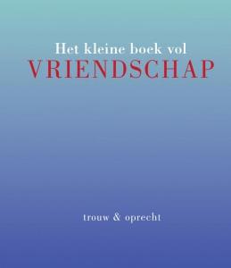 Het kleine boek vol vriendschap