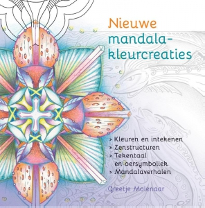 Nieuwe mandala-kleurcreaties
