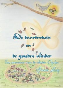De taartentuin en de gouden vlinder