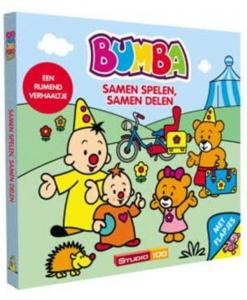 Bumba : kartonboek met flapjes Samen spelen, samen delen Samen spelen, samen delen