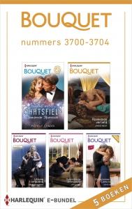 Bouquet e-bundel nummers 3700-3704