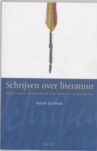 Schrijven over literatuur