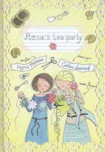 Rosa's teaparty Deel 3 Rosa