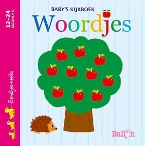 Baby's kijkboek: Woordjes