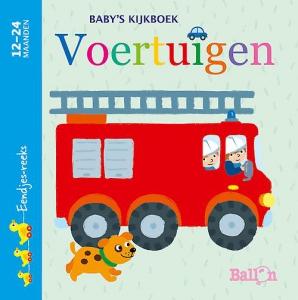 Baby's kijkboek: Voertuigen