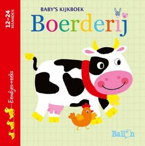 Baby's kijkboek: Boerderij